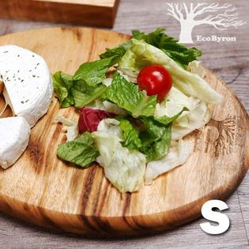 ├登山樂┤韓國EcoByron香樟木橢圓砧板-S#N7T3H001S