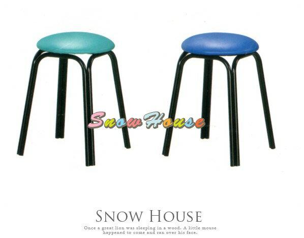 ╭☆雪之屋居家生活館☆╯AA881-18/19/20/21/22/23/24/25烤黑雙圓管鐵管皮面椅/造型椅/餐椅