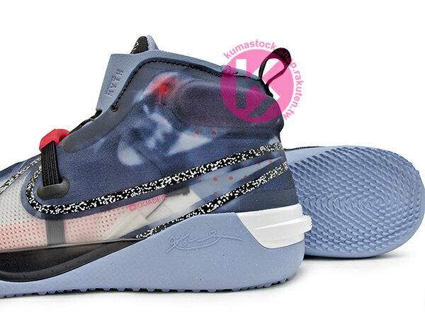 2019 老大 小飛俠 最新鞋款 無鞋帶 FASTFIT 科技 NIKE KOBE AD NXT FF VAST GREY BLUE HER 高筒 深藍灰 Kobe Bryant 籃球鞋 REACT 緩震科技 死後重生 全新世代 (CD0458-900) 1219 3