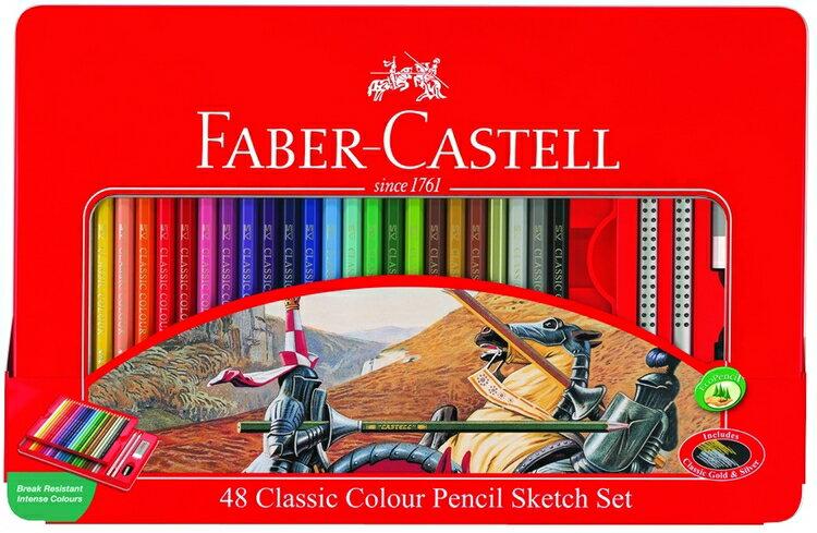 德國輝柏 油性色鉛筆 60色 / 盒 (115893)