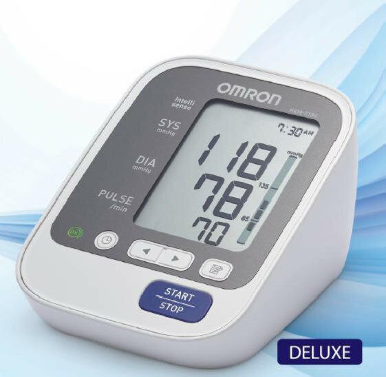 """【醫康生活家】""""歐姆龍"""" 電子血壓計 HEM-7130(網路不販售 價格僅供參考,歡迎來電諮詢)"""