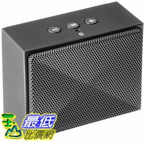[106美國直購] AmazonBasics Mini Speaker - Gray