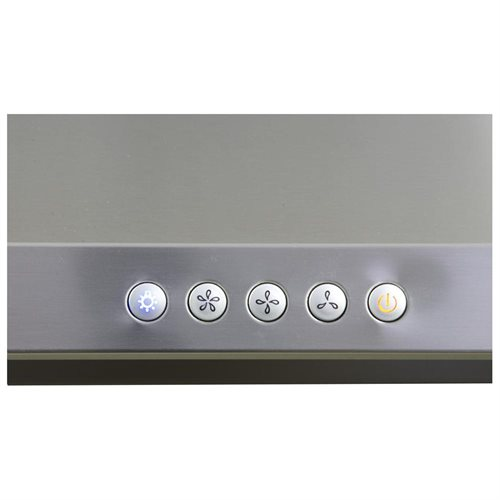 "AKDY 30"" GV-H308A-75  Europe Style Stainless Steel Wall Range Hood Vent 2"