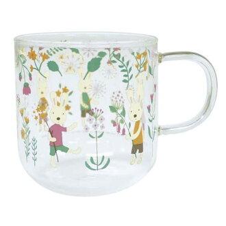 法國兔 耐熱杯子/706-322