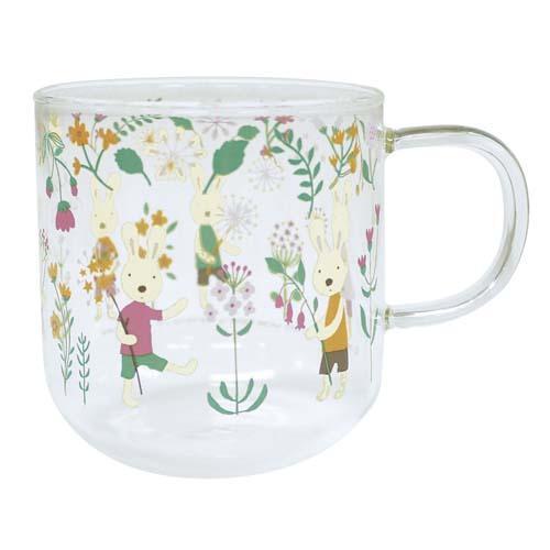 法國兔耐熱杯子706-322