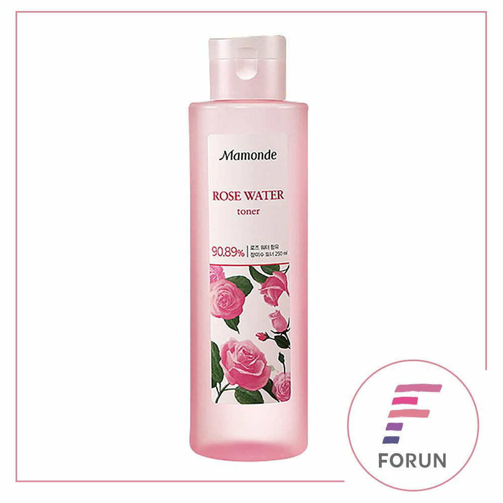 【現貨】Mamonde 夢妝 ROSE WATER 大馬士革玫瑰水 / 保濕化妝水 250ml 朴信惠代言