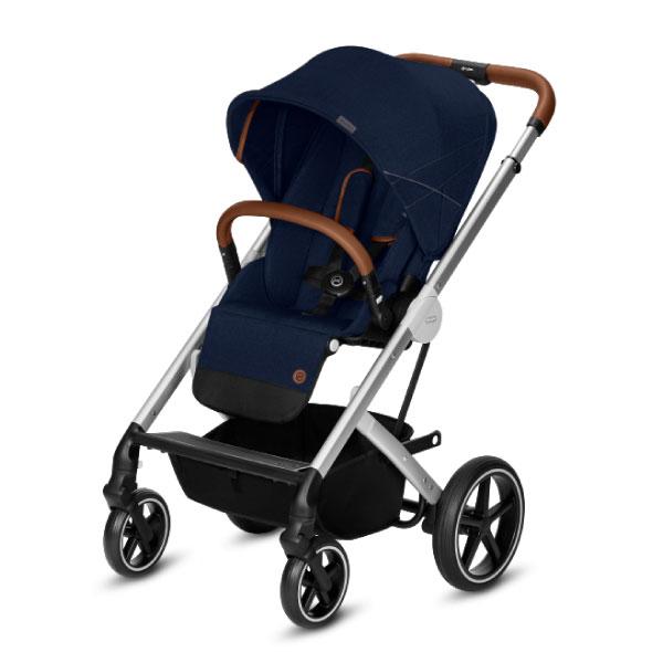 Cybex Balios S 雙向嬰兒手推車-單寧款(3色可選) 2