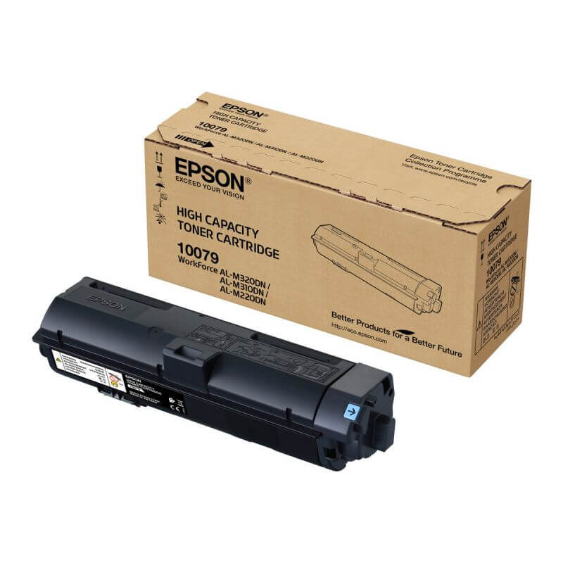 EPSON 原廠高容量碳粉匣 S110079 適用機型: AL-M310DN/M320DN/M220DN▲最高點數回饋23倍送▲