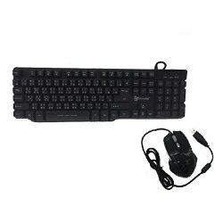 廣寰kworld 電競專用鍵盤滑鼠 全面引爆版 電競專用 電競 鍵盤 類機械 燈光 滑鼠 十字軸 KCG200