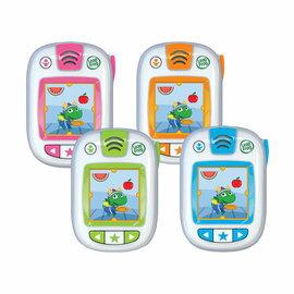 ~淘氣寶寶~美國 LeapFrog 跳跳蛙~寵物 錶~藍色~全英語益智教育玩具~~ 貨~