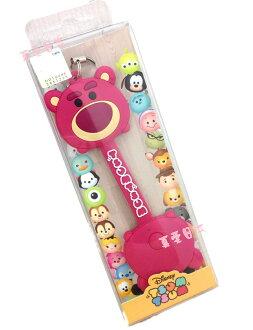 【真愛日本】16072200010吊飾捲線器-熊豹哥 迪士尼 玩具總動員 TOY  耳機集線器 收線器 正品
