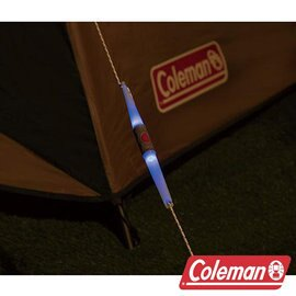 Coleman 營繩警示燈/2PCS 戶外|露營|帳蓬燈|營燈