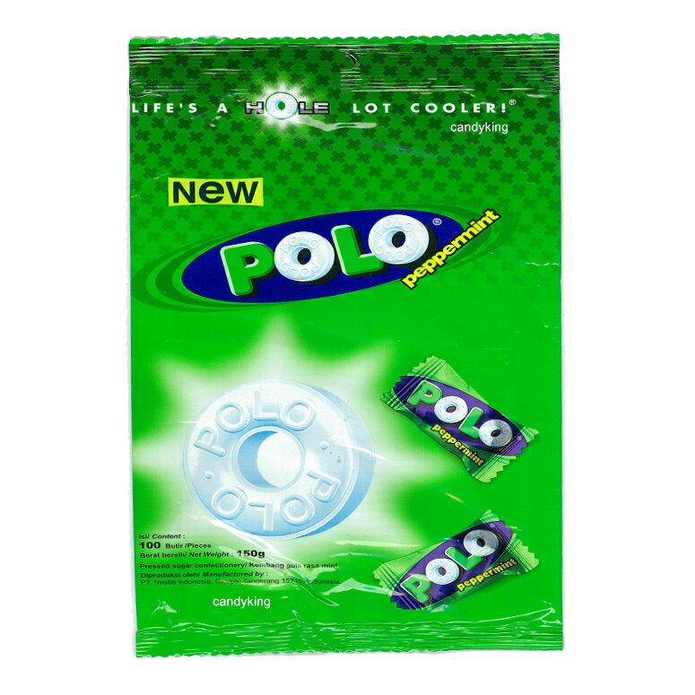 雀巢 Polo 寶路薄荷糖 100入裝