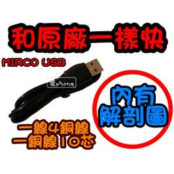 Micro USB 傳輸線 原廠品質 快速 2.0 Samsung 三星/HTC/LG/Sony 傳輸/充電/行動電源