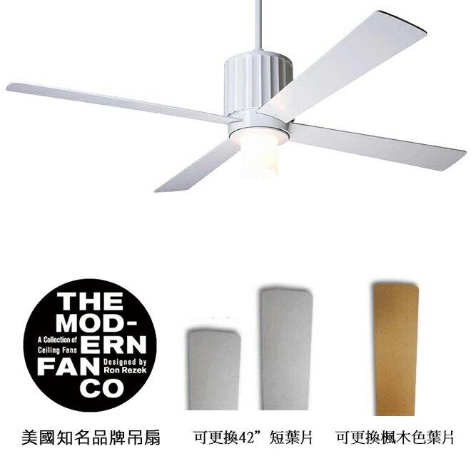 <br/><br/>  [top fan] Modern Fan Flute 52英吋吊扇附燈(FLU-GW-52-WH-751-003)亮白色<br/><br/>