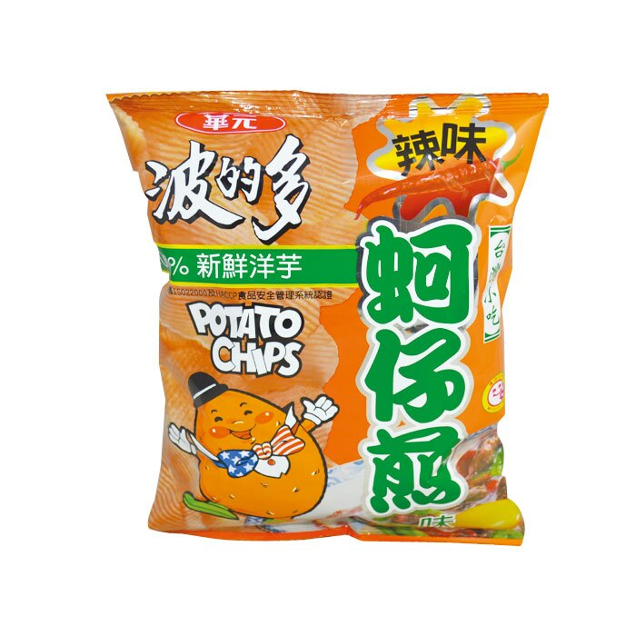 華元 波的多 蚵仔煎味-辣味 46g