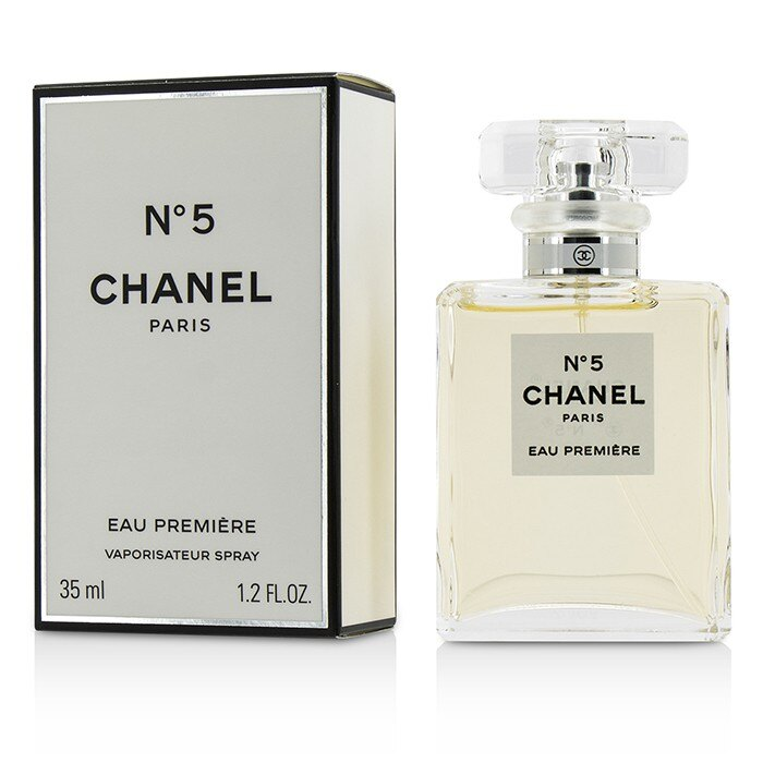 Chanel 香奈兒 N°5 低調奢華版香水 淡香精 No.5 Eau Premiere Spray  35ml/1.2oz