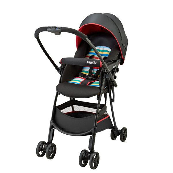Graco-CitiGo超輕量雙向嬰幼兒手推車繽紛紅