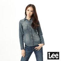 牛仔襯衫推薦到Lee 101+ 牛仔長袖襯衫就在Lee Jeans tw推薦牛仔襯衫
