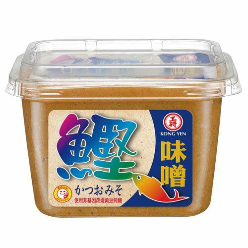大安工研鰹魚味噌500g【愛買冷藏】