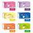 (現貨) 台灣製-成人平面口罩(50片 / 盒)-多色可選 Beauty小舖 2