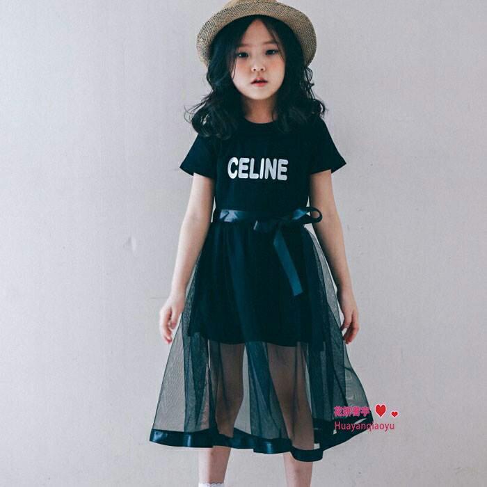 【花妍蕎宇】韓國正品~ CELINE長紗洋裝