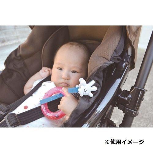 日本迪士尼米奇米妮奶嘴夾奇360622妮360615