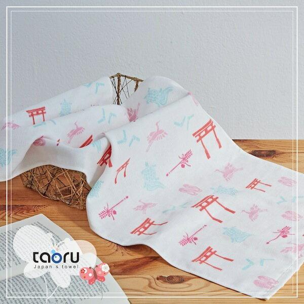 日本毛巾:和的風物詩_正月參拜34*90cm(長毛巾歲時記--taoru日本毛巾)