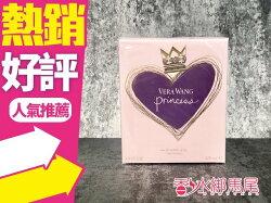 VERA WANG Princess 公主 女性淡香水 100ML◐香水綁馬尾◐