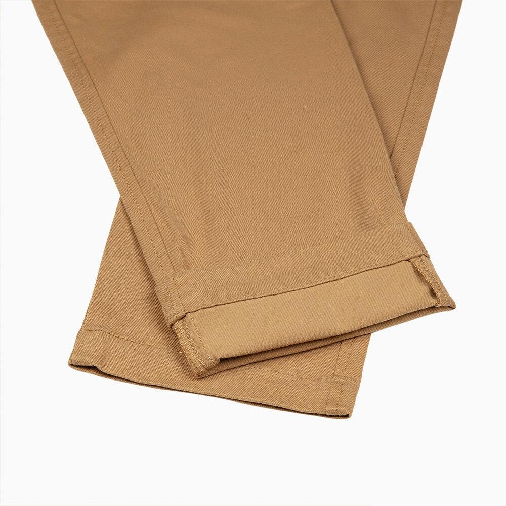 Levis 男款 Chino卡奇休閒褲  /  上寬下窄修身窄管版型  /  防盜暗袋  /  超彈力布料 8