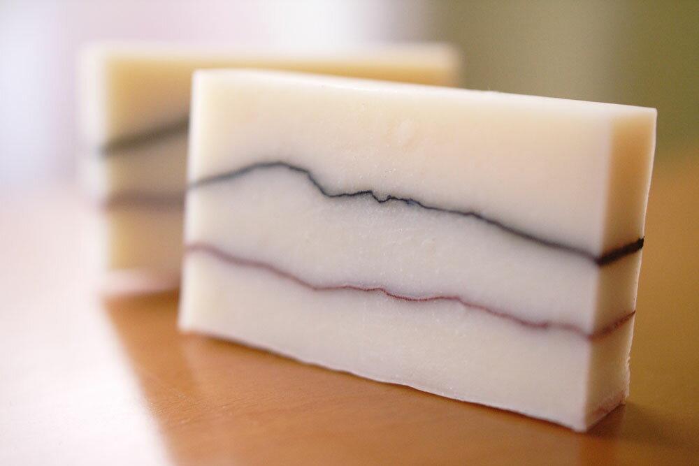 【一草一木】山茶花茶樹抗菌護髮皂 手工皂 (天然.無毒.環保)