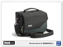 【分期0利率】thinkTank 創意坦克 Mirrorless Mover 20 背包 相機包 TTP656 (公司貨)
