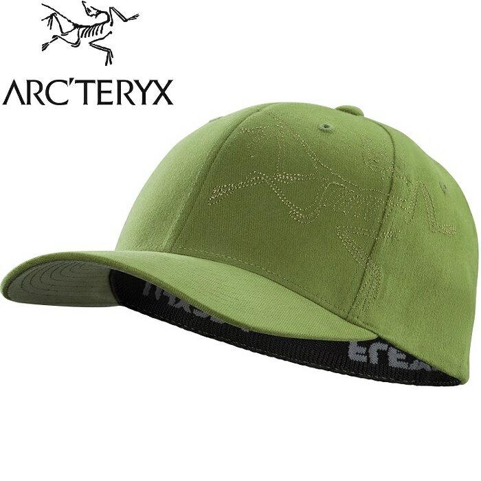 Arcteryx 始祖鳥 棒球帽  鴨舌帽 Bird Stitch Cap 14811 薊草綠