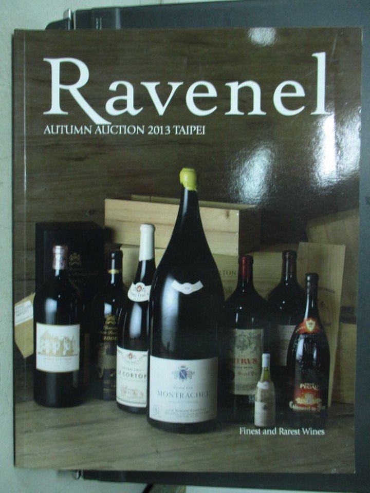 【書寶二手書T6/收藏_XES】RAVENEL_AUTUMN AUCTION 2013_2013/11/30