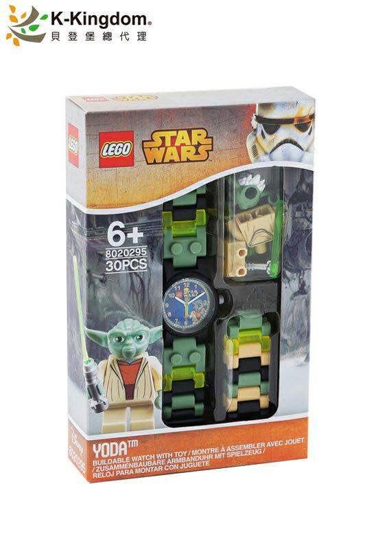 【LEGO 樂高手錶】星際大戰系列 尤達 8020295