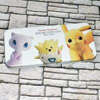 寶可夢餐具用品推薦到皮卡丘 精靈寶可夢 鐵筆盒 日本製正版品就在野馬日式雜貨推薦寶可夢餐具用品