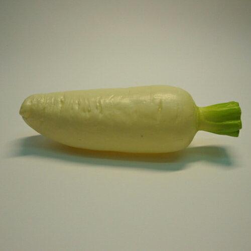 《食物模型》白蘿蔔 蔬菜模型 - B2002