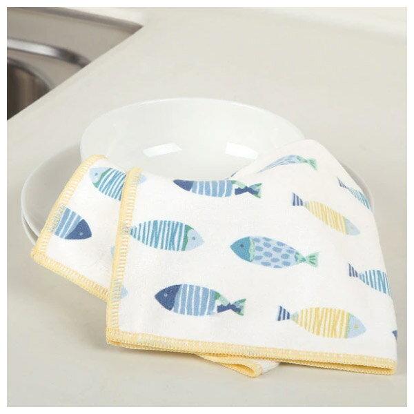 超細纖維廚房用抹布 FISH 3PCS NITORI宜得利家居 9