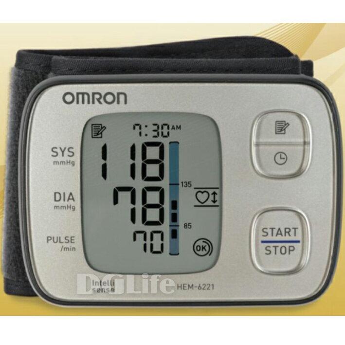 HEM-6221 歐姆龍手腕式電子血壓計