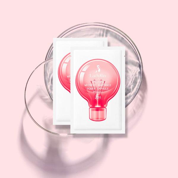 韓國 LadyKin 小燈泡童顏安瓶精華 2mlx30片 盒裝 小燈泡 童顏 安瓶 精華【特價】異國精品 - 限時優惠好康折扣