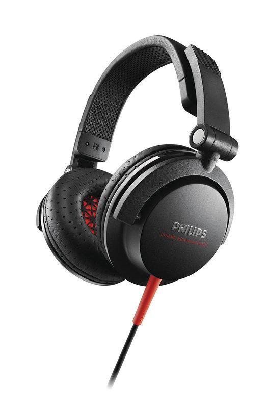 【迪特軍3C】PHILIPS 飛利浦 SHL3300 專業DJ 密閉式耳機 黑色