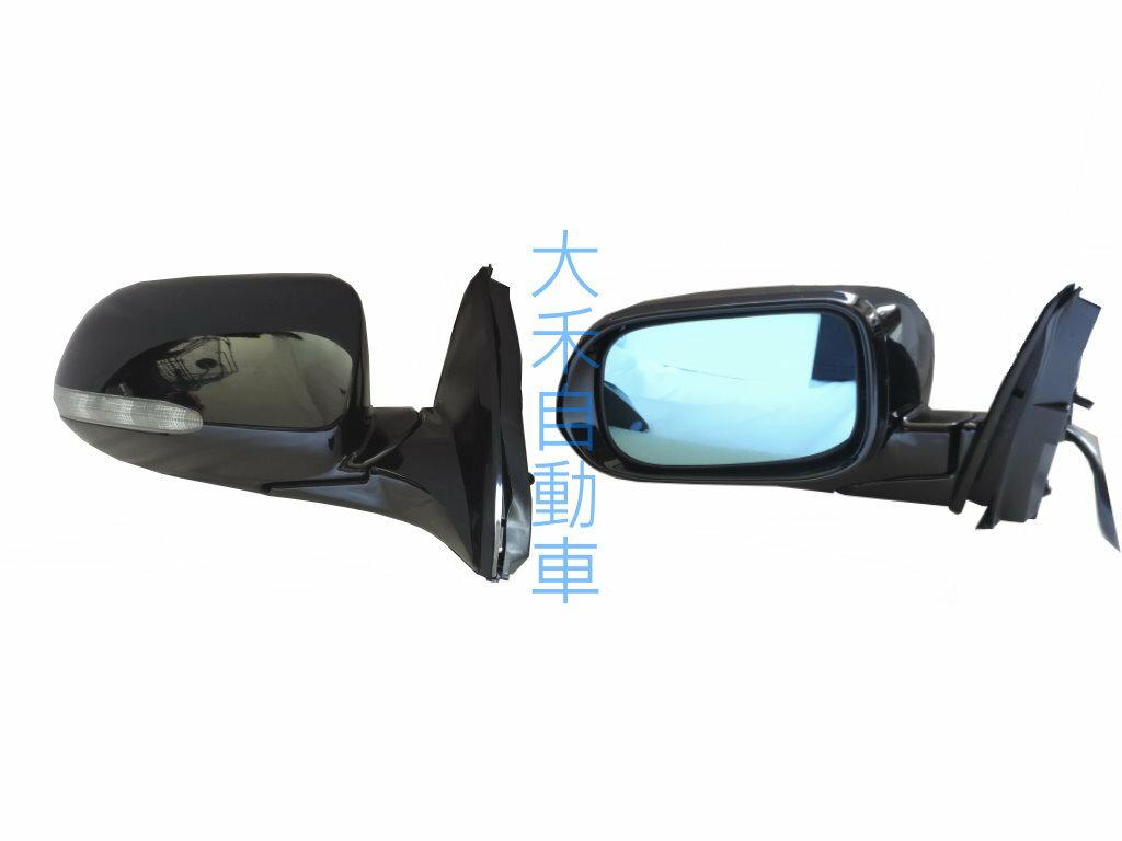 大禾自動車 原廠型 LED方向燈 7線 電動折疊後視鏡 素材 適用 HONDA 雅歌7代 ACCORD7 K11 04-07年