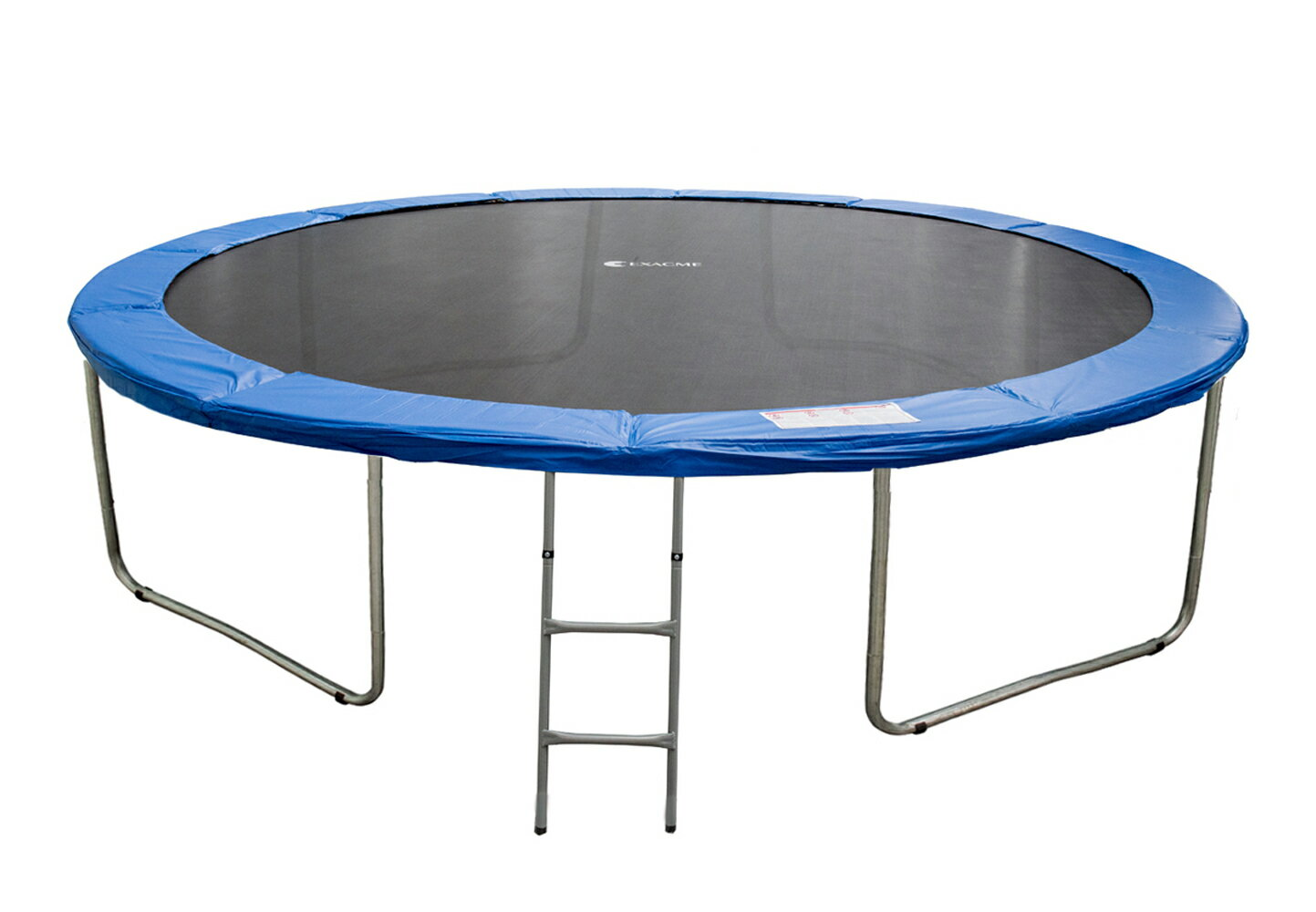 ExacMe 10 FT 4W Legs Trampoline w/ safety pad & Enclosure Net ALL-IN-ONE COMBO T10 1