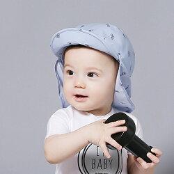 腳踏車印花遮陽帽 (防曬布可拆.2用) 盆帽.圓帽  防曬帽  橘魔法 Baby magic 兒童 嬰兒 小童