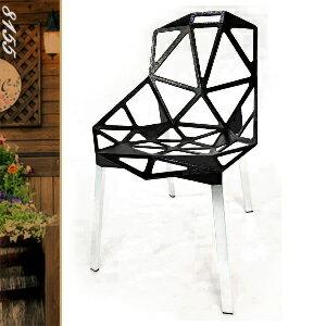 獨特俐落感餐椅(休閒椅子.造型椅.咖啡椅.戶外椅.麻將椅.餐廳椅.客廳椅.庭園椅.傢俱家具傢具特賣會) - 限時優惠好康折扣