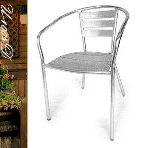 休閒扶手鋁椅(2.5mm管)(休閒椅.造型椅.咖啡椅.戶外椅.麻將椅.餐椅子.庭園椅.傢俱家具傢具特賣會) - 限時優惠好康折扣