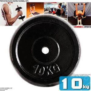 10KG傳統槓片(單片10公斤槓片.槓鈴片.啞鈴.舉重量訓練.運動健身器材.推薦.哪裡買)C113-609
