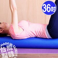 台灣製造36吋實心瑜珈柱P080-636
