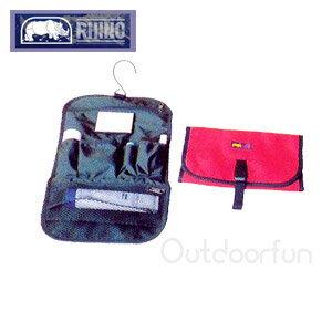 【RHINO】犀牛 精緻盥洗包.露營用品.戶外用品.登山用品.登山包 - 限時優惠好康折扣