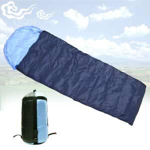 1KG羽絨睡袋.露營用品.戶外用品.登山用品.休閒.羽毛睡袋.露營睡袋.露宿袋.露營袋.登山露營用品.戶外睡袋 - 限時優惠好康折扣
